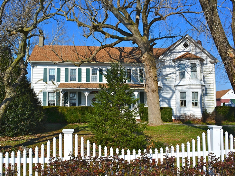 homestead voluntaryist property rights