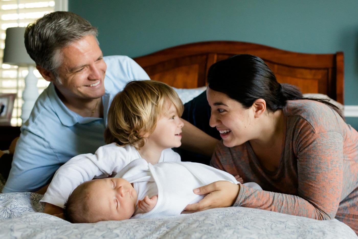 family children voluntaryist voluntaryism